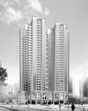 建筑密度一般也就较低