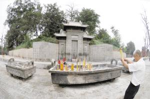 太昊陵:历代帝王寝陵之冠(上)